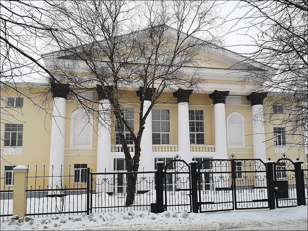 В Вологде где где где... Не где, а когда) На Новый год 2021