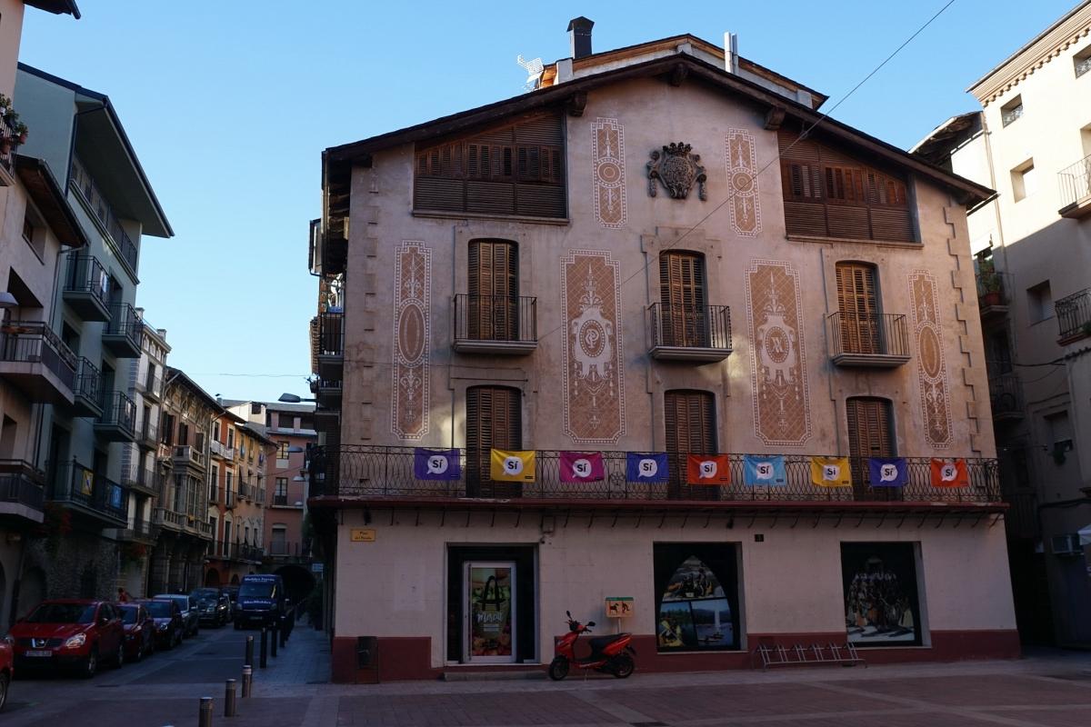 Третий год подряд в Пиренеи? Легко! А залезть на четыре трехтысячника за семь дней? (сентябрь 2017)
