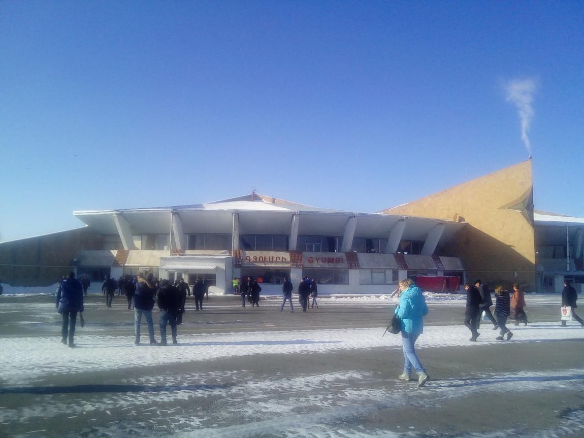 Аэропорт Гюмри Ширак (Армения) LWN