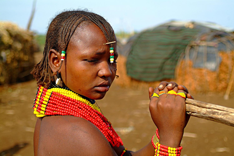 эфиопия фото русских локоны