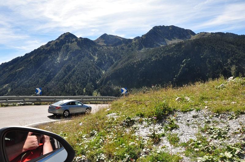 Испания. Октябрь 2013. Два автомобиля, 2000 км, 8 дней