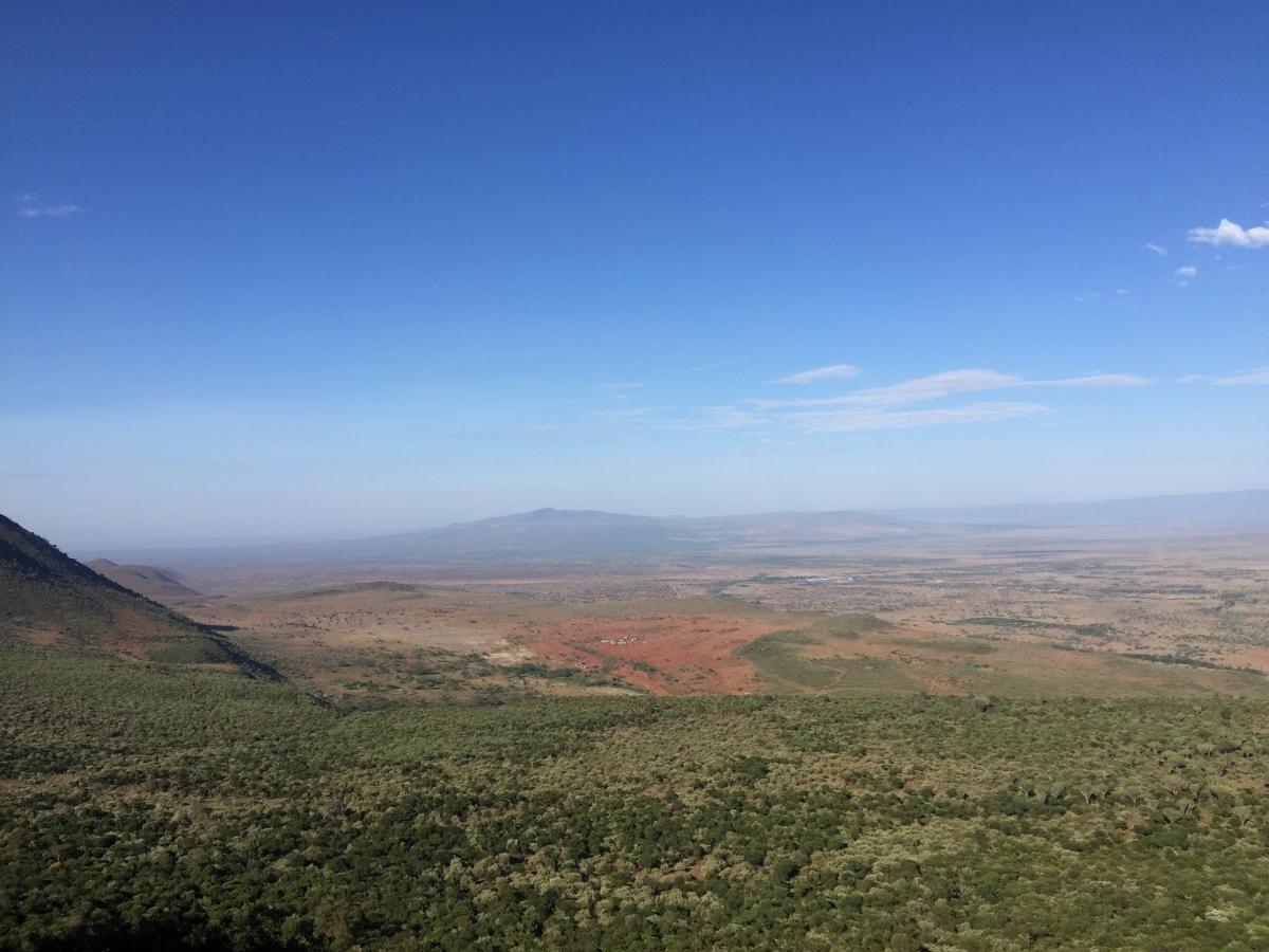Африканские приключения (Танзания, Кения октябрь 2017)