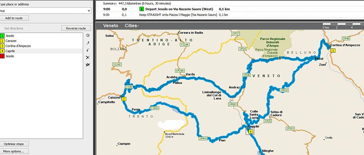 Доломитовые Альпы: где побывать, как спланировать маршрут