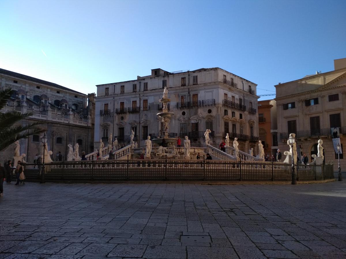 Весна на Сицилии!