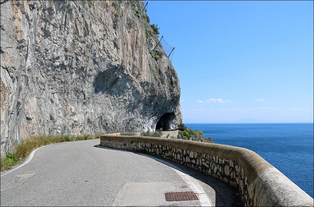Соррентийский полуостров и Амальфийское побережье на авто в марте 2019