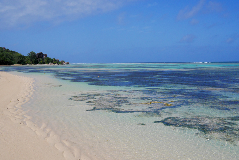 Сейшелы остров Ла-Диг