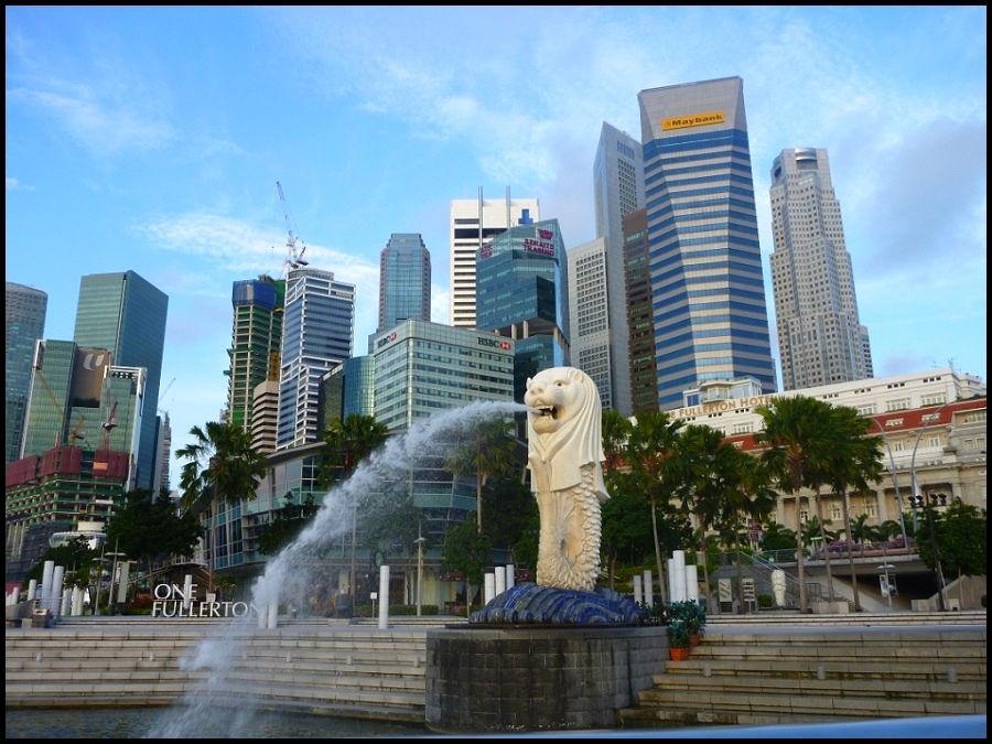 Сингапур (траффик!)