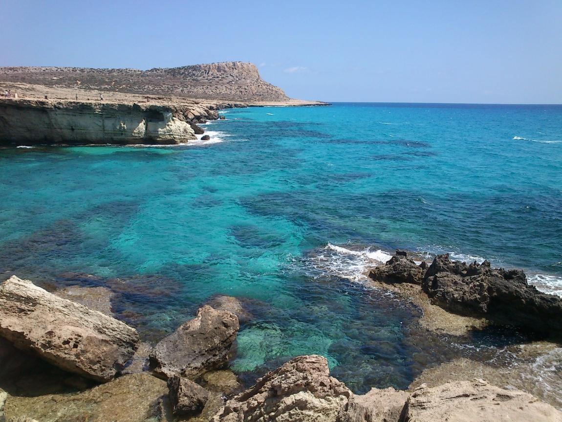 Погода на Кипре в апреле, температура воздуха на