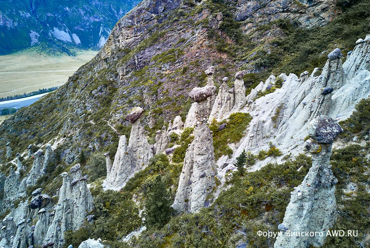 Горный Алтай в августе 2018: маршрут автопутешествия, фото и отзывы