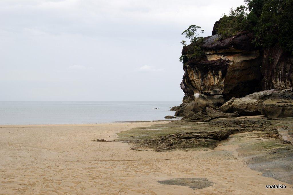 Жизнь в раю. Борнео. Окрестности города Кошек.  Кучинг