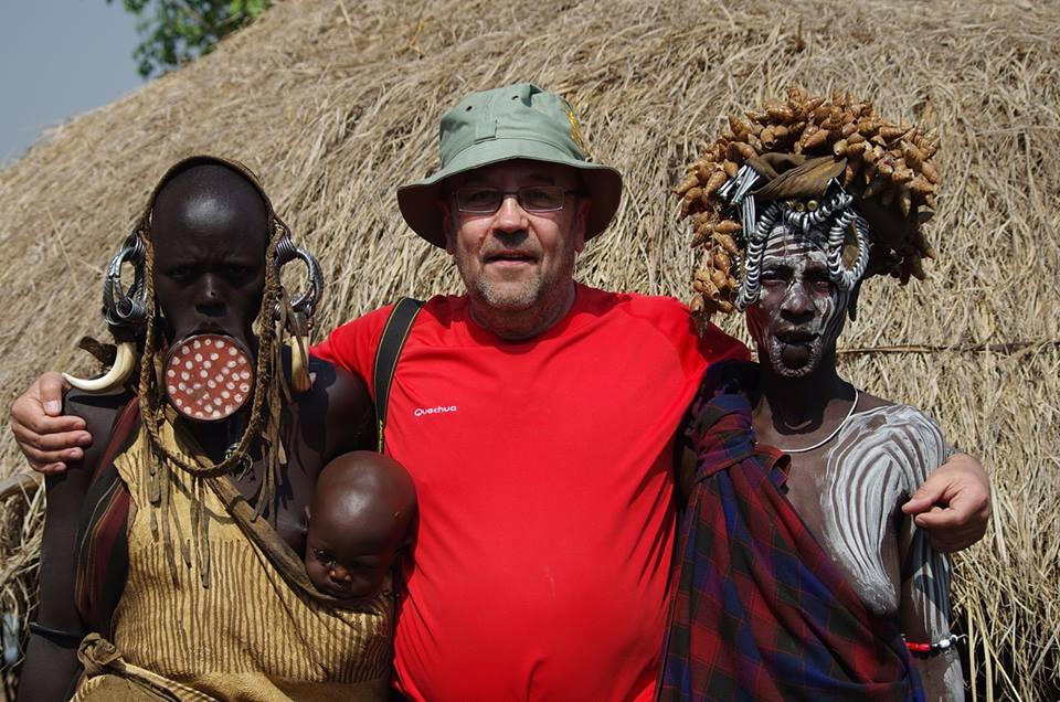 Секс шла мимо племя