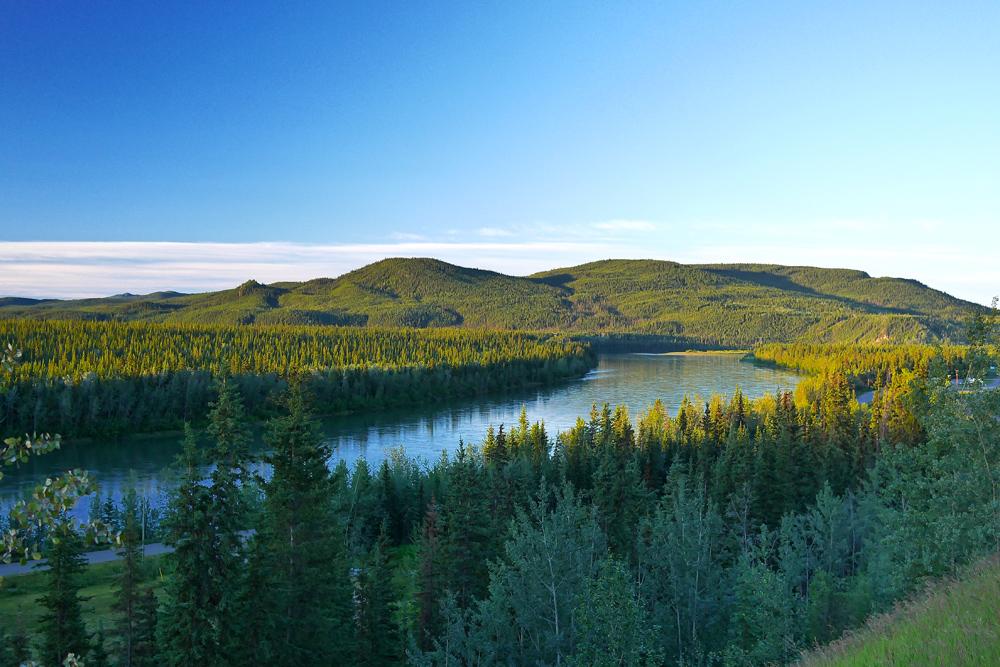 Путешествие Юкон и Аляска на автомобиле. Золотая лихорадка в Доусон Сити на Клондайке