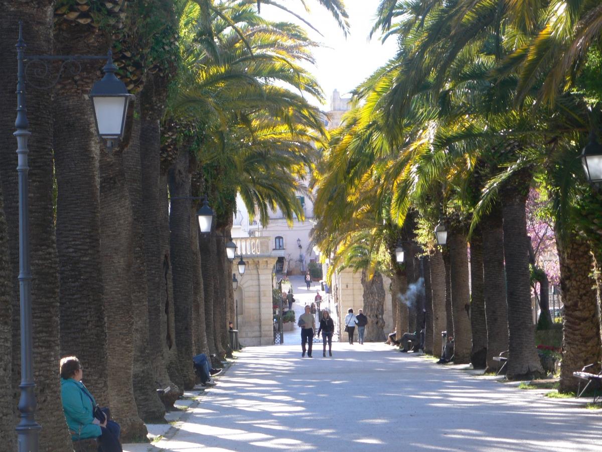 По стране Тринакрии (вокруг Сицилии)