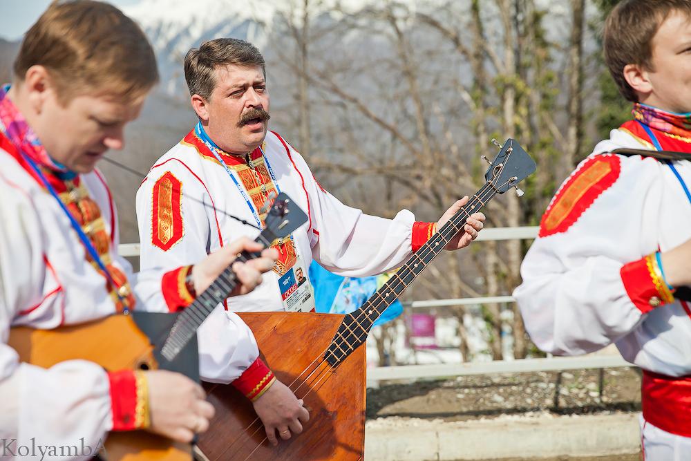 Медали Олимпиады в Сочи