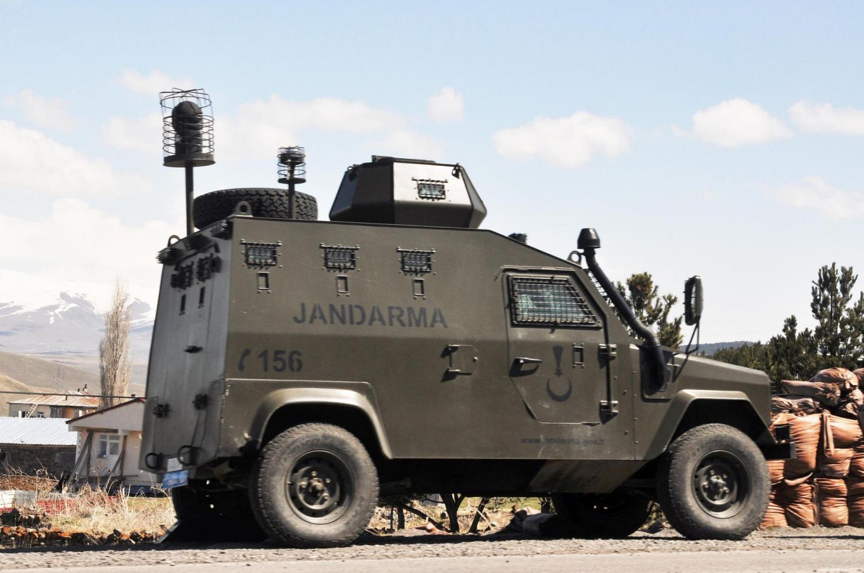 Военная техника из путешествий