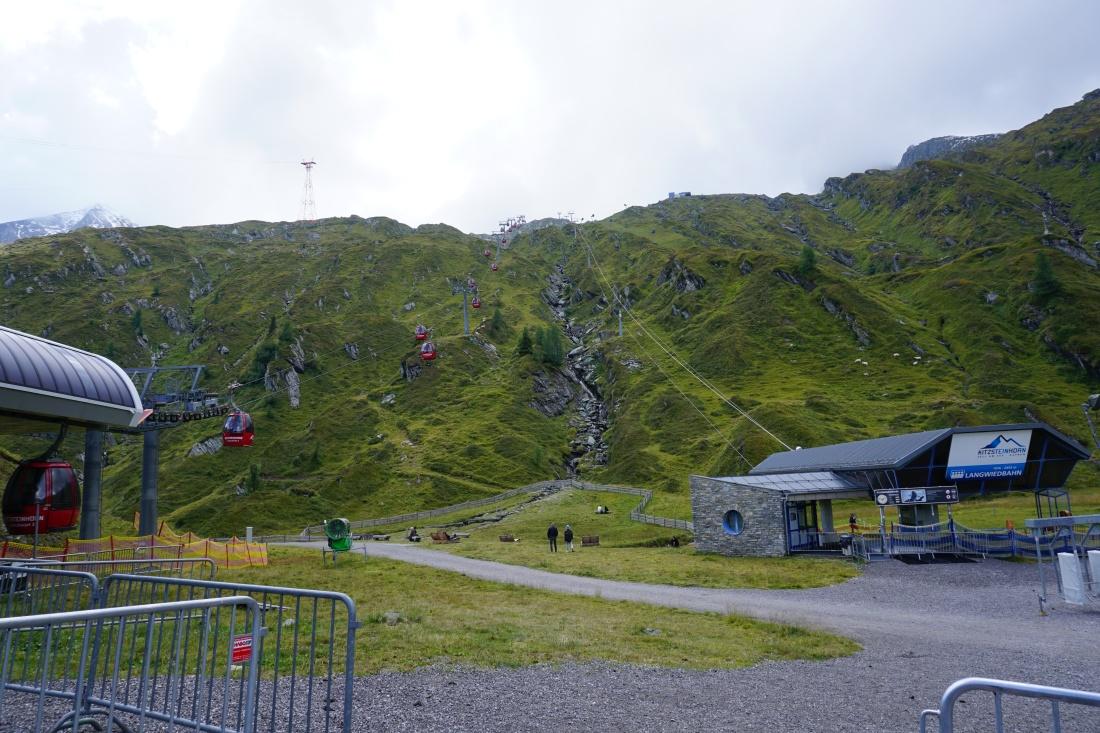 Хайкинг, треккинг и немного альпинизма в Hohe Tauern, восхождение на Großvenediger