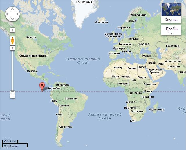 Страна Галапагосия. Очарованные острова на Краю Земли. о. Сан-Кристобаль.