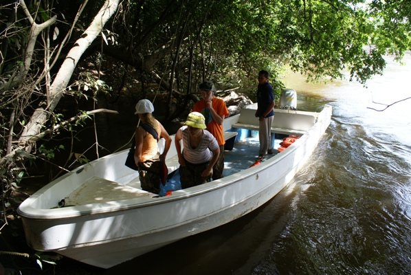Малоизвестные места Венесуэлы-Река Каура и водопад Пара.