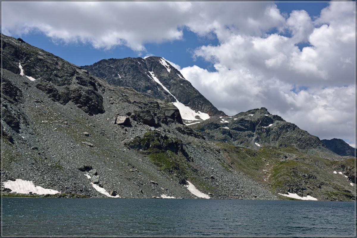 Аоста. Горы и замки