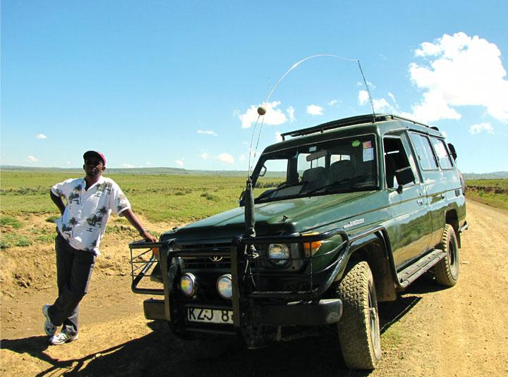 Кения + Занзибар. Двигаемся по земле.