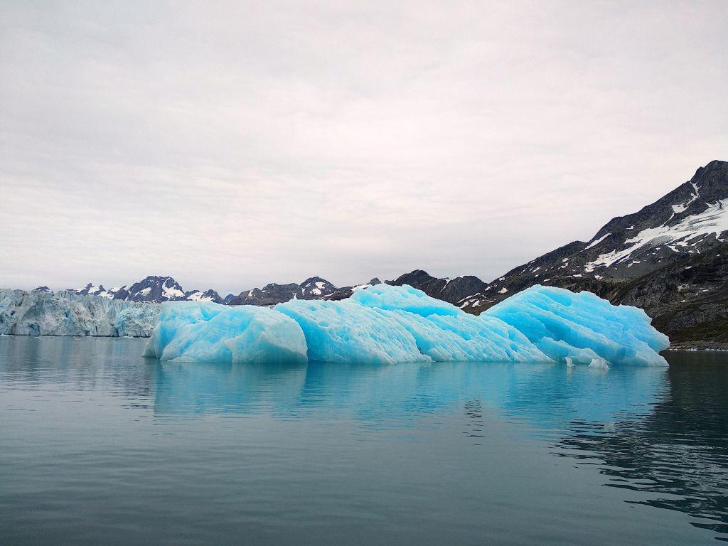 Восточная Гренландия в августе 2018г и немного Исландии.