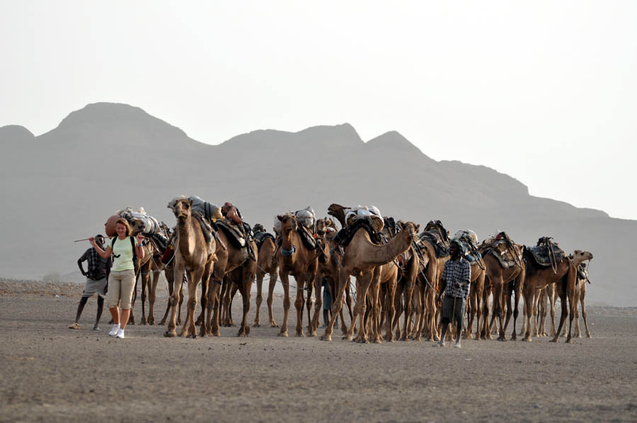 Незабываемая Эфиопия или как я работала моделью