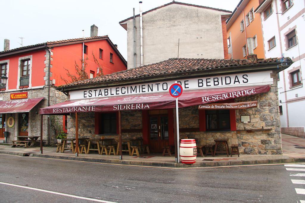 Сидр в Испании