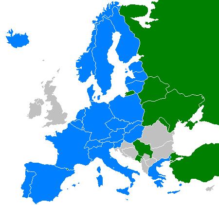 Шенгенская виза, виды шенгенских виз