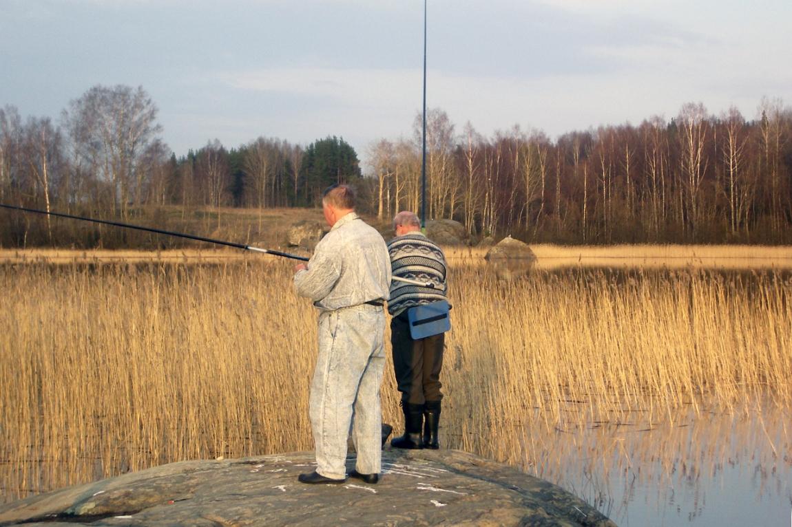 отчеты о рыбалке в лахденпохья