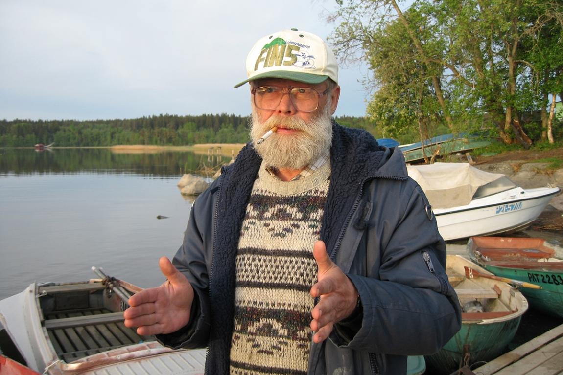 рыбалка в ладожских шхерах как ловить