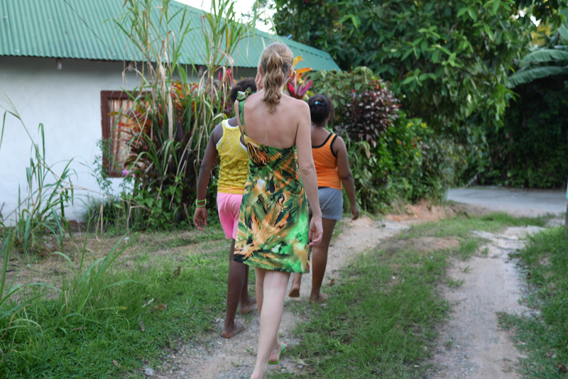 Остров Праслин, Сейшелы отдых
