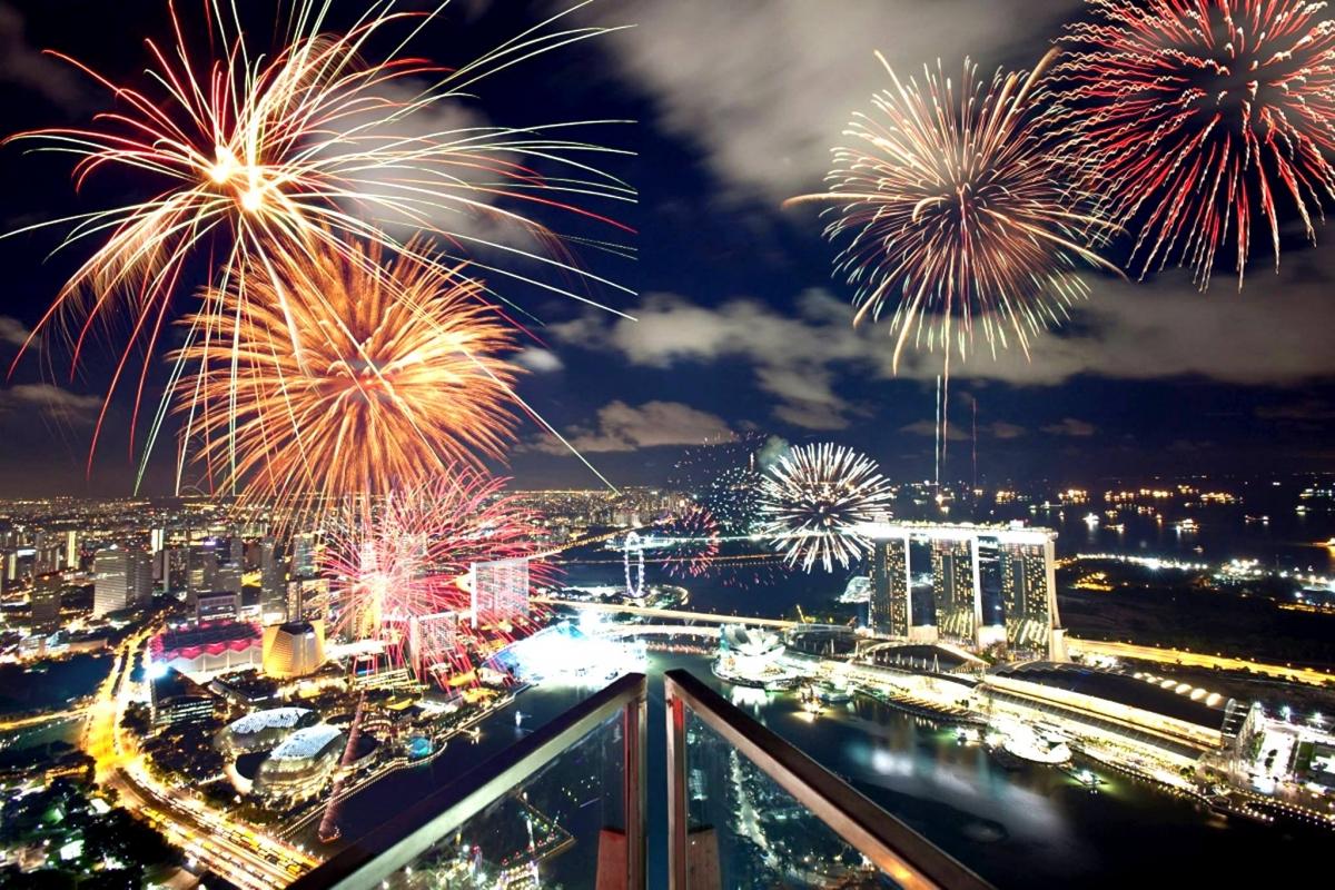 Картинки по запросу новый год в сингапуре