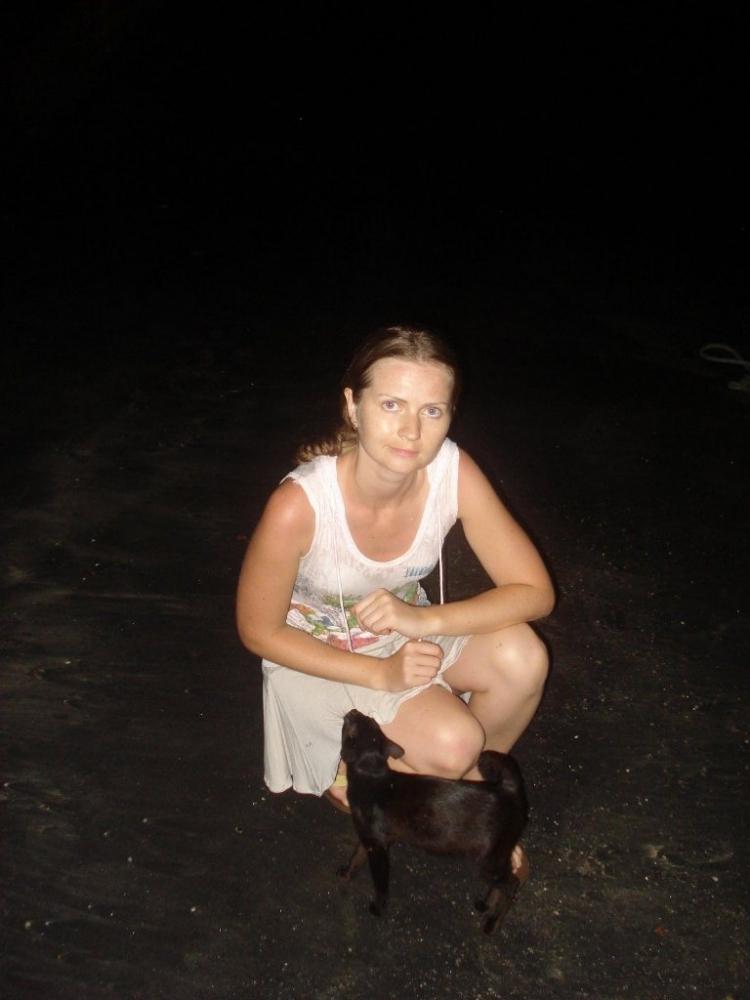Пляж Черного Песка