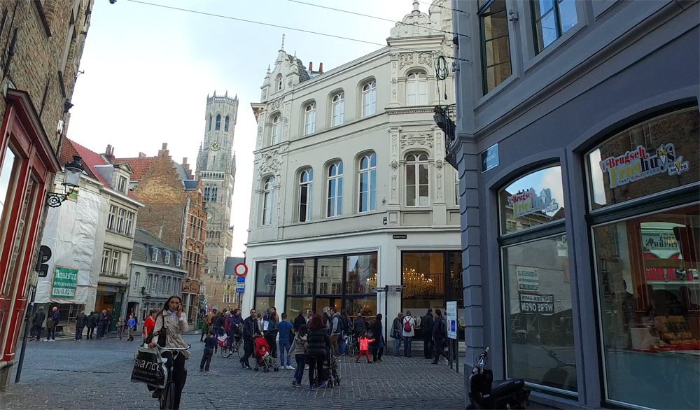 Мидии в Антверпене, шоколад в Брюгге, достопримечательности Гента