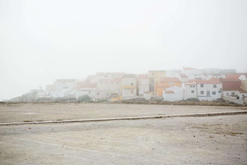 Камни, волны и туман... Peniche по двум поездкам (и немного Obidos)
