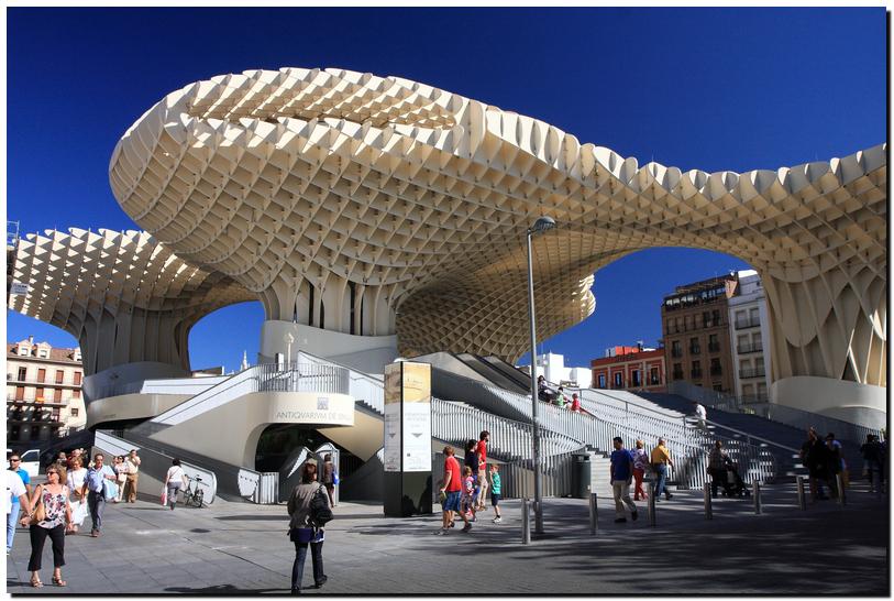 Экспресс N 10-2012 «Барселона–Севилья-Кордоба». Попытка сложить цветной паззл.