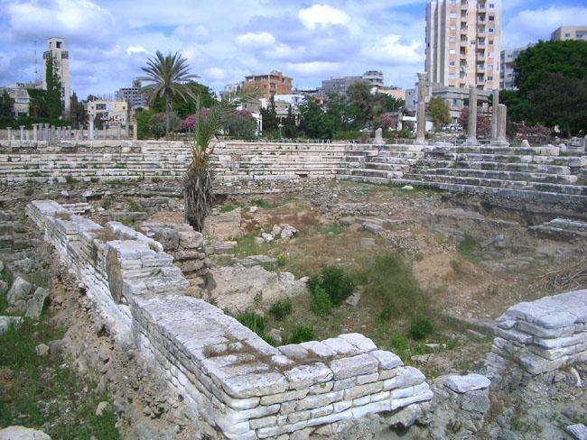 Второй раз в Ливан (2008)