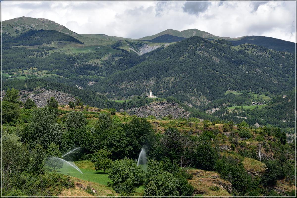 Аоста. Горы, города и замки