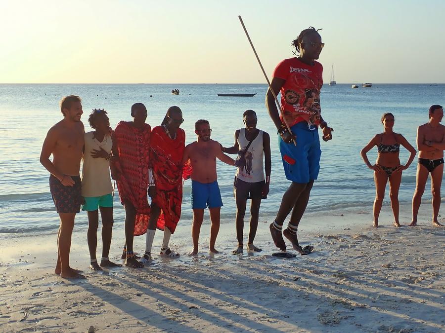 И это все о нем: Остров специй, Унгуджа, Занзи, Занзибар.