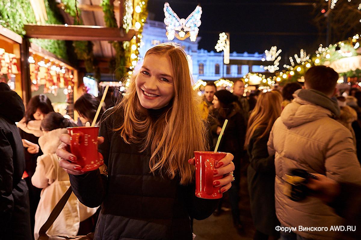 Вена перед Рождеством 2018. Один субботний вечер в предпраздничной Вене