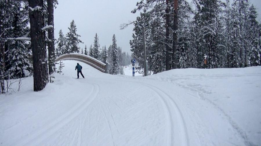 Ylläs - это не только горные лыжи!