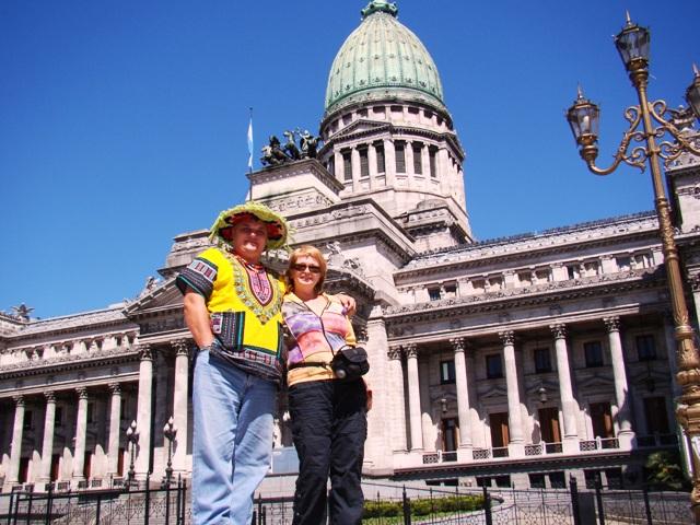 Автокругосветка из Сибири: Аргентина и Чили он-лайн