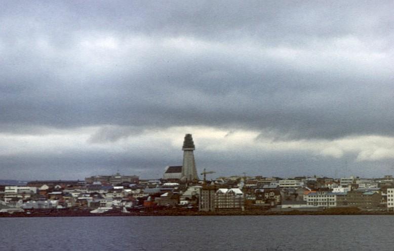 По Атлантике в 1989 году (из архивов): MS Академик Сергей Вавилов