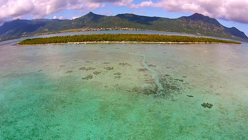 Пляж Ле Морн (Le Morne) Мавикий - отзывы о лучшем пляже на острове. Остров Cristal Island на Маврикии.