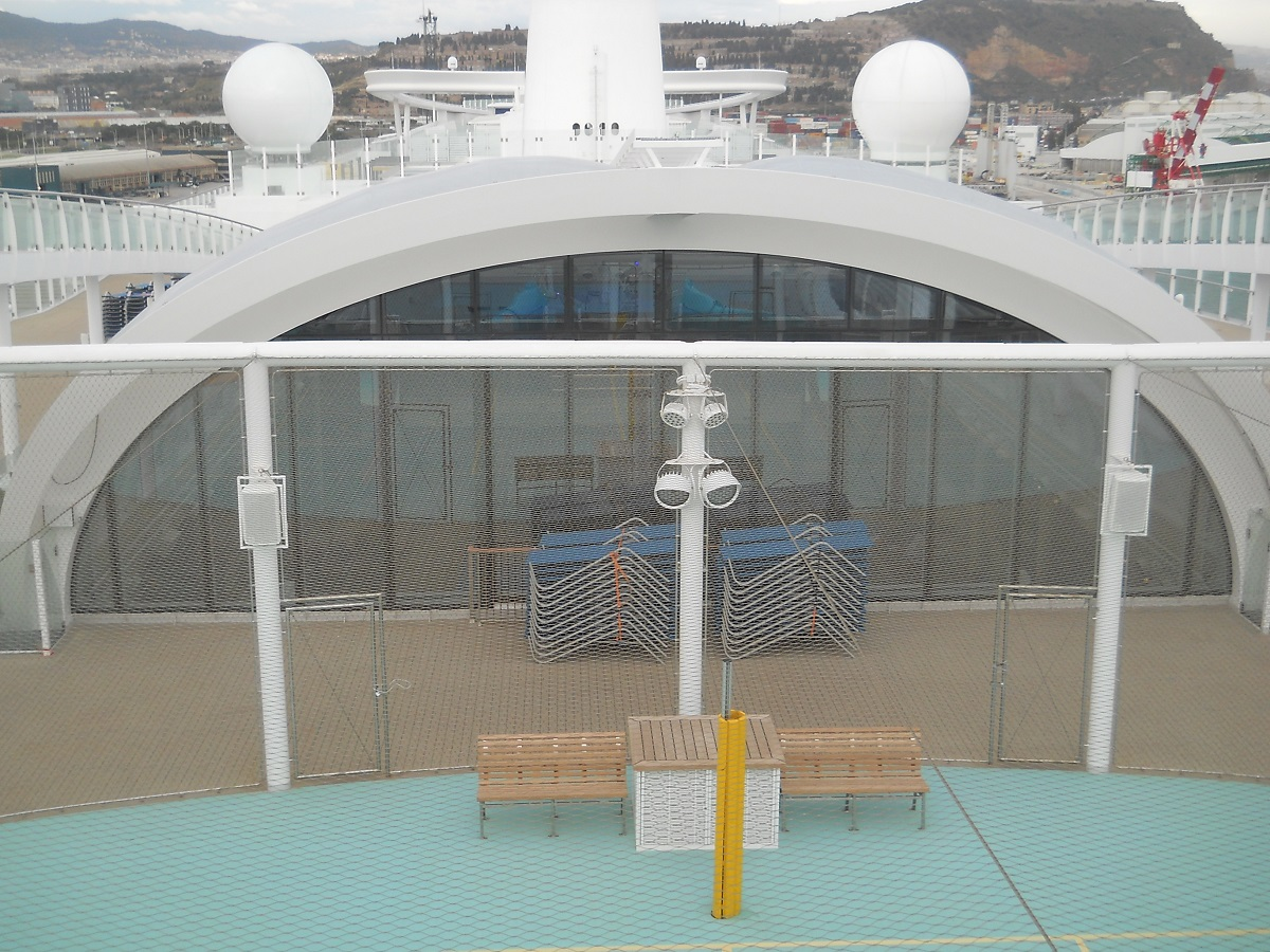 Мой круиз на новейшем лайнере Costa Smeralda 18.01-25.01 2020 года.