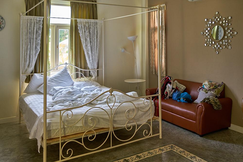 Пхукет отель Perennial Resort рядом с аэропортом Пхукета, пляж Най Янг отзыв Винского