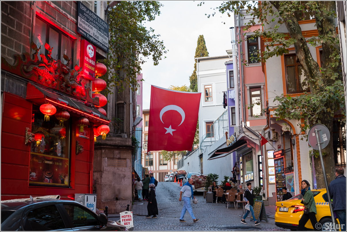 Стамбул. Город мечты или сильно переоцененное место?