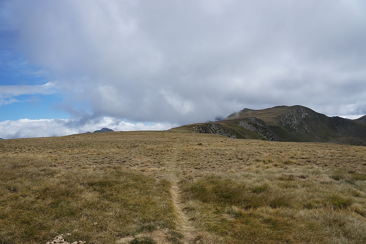 Потерянная гора и дверь в небо (Monte Perdido и Porta del Cel), или по четвертому кругу в Пиренеи