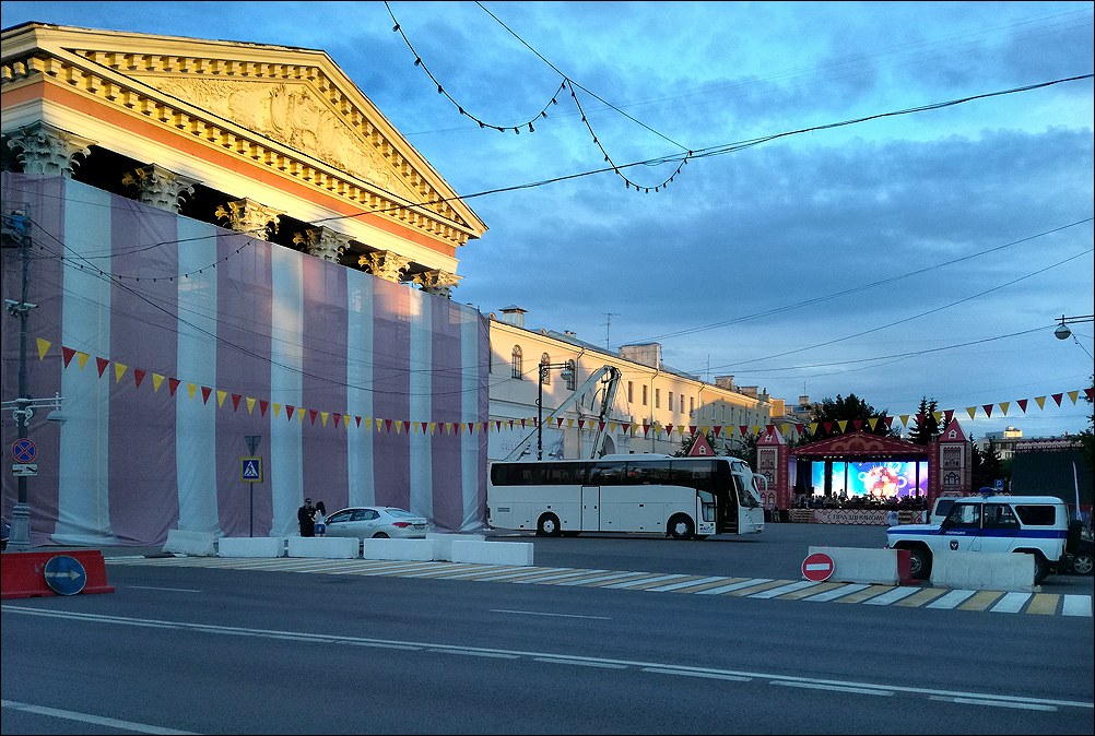 Торжок, Владимир, Суздаль, Тверь, Великий Новгород... боль и радость чередой…
