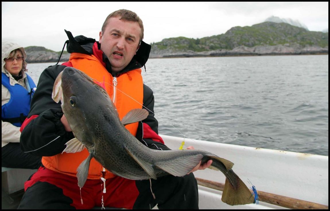 норвегия рыбалка форум винского